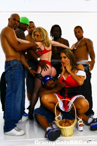 Nina Hartley Orgy